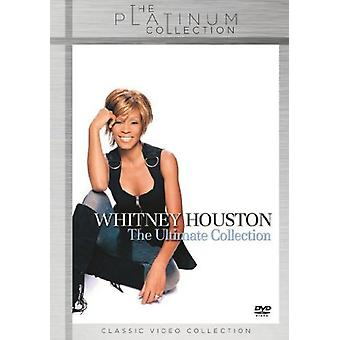 Whitney Houston - Ultimate Collection [DVD] USA import