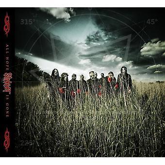 Slipknot - All Hope Is Gone [CD] USA import