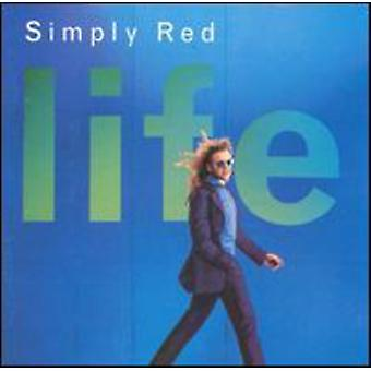 Simply Red - Life [CD] USA import