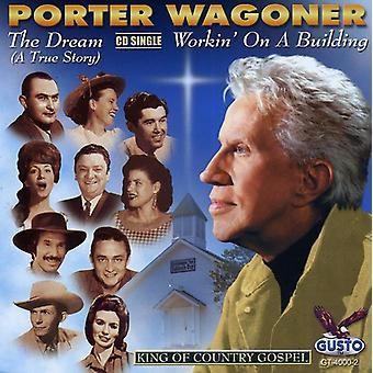 Porter Wagoner - CDs: sueño-una importación de USA de la verdadera historia/Wor [CD]