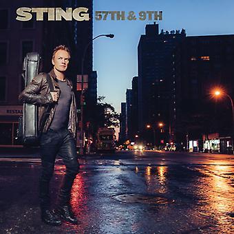 Sting - 57th & 9th [CD] USA import