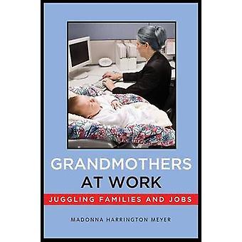 祖母に仕事家族のジャグリングとハリントンによってジョブ マイヤー ・ マドンナ