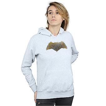 DC كاريكاتير المرأة & ق العدالة جامعة فيلم باتمان شعار محكم هودي