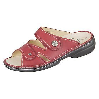 Finn Comfort Torbole Pomodore Nube 02571604420 universal summer women shoes