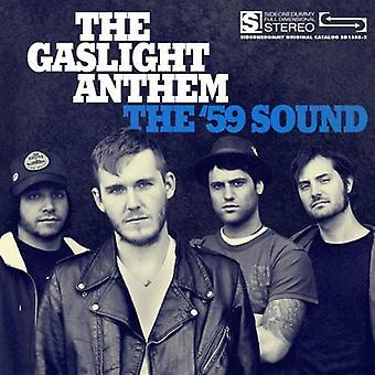 Gaslight Anthem - 59 Sound [CD] USA import