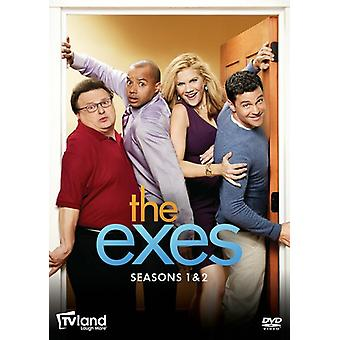 Exes: Seasons One & Two [DVD] USA import