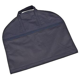 Caraselle Deluxe Navy Suit Carrier 112x63cms Zipped
