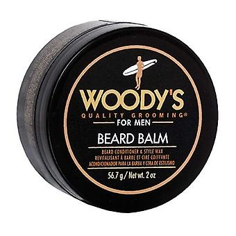Woodys Beard Conditioner and Style Wax