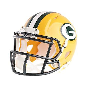 Casco di Riddell mini football - NFL velocità Green Bay Packers