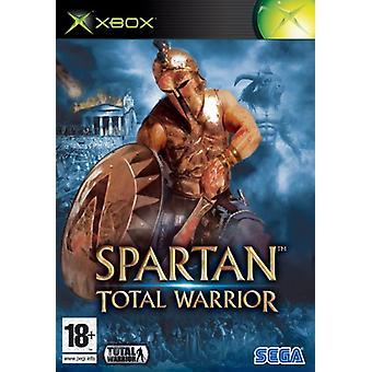Spartan Total Warrior (Xbox) - New