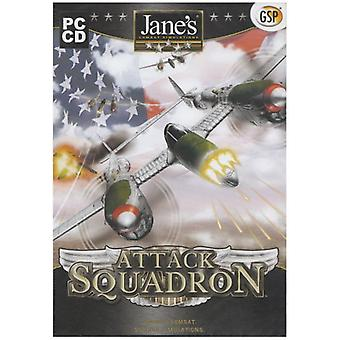 Janes Attack Squadron (PC CD)-ny