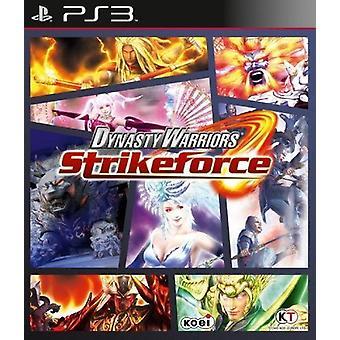 Dynasty Warriors Strikeforce (PS3) - New
