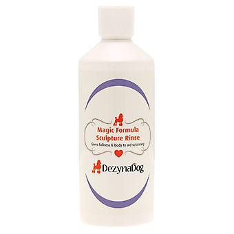 DezynaDog Magic Formula Sculpture Rinse Conditioner 450ml - Highly Concentrated