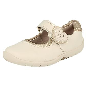 Girls Clarks First Shoes Softly Heart
