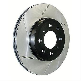 Centric 126.45024SL Power Slot Brake Rotor