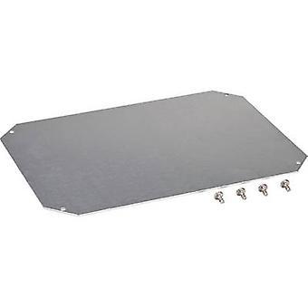 Placa de montagem Fibox MPS ARCA 4030 (L x W) 350 mm x 250 mm placa de aço 1 pc(s)