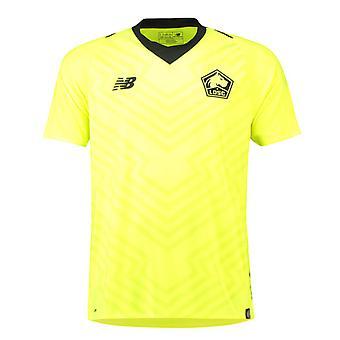 2018-2019 Lille borte fotball skjorte