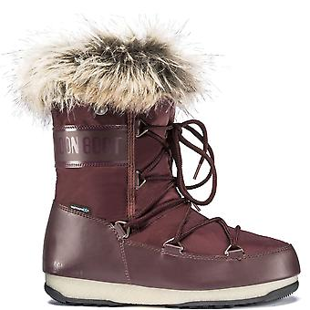 Womens Tecnica Moon Boot W.E Monaco Low WP Winter Snow Rain Calf Boot