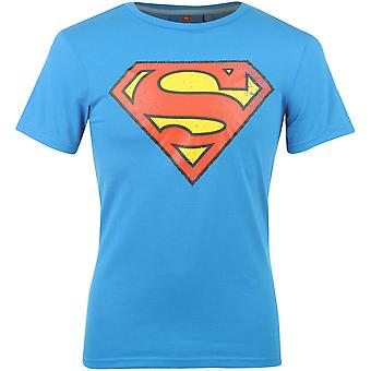 Superman T Shirt Mens
