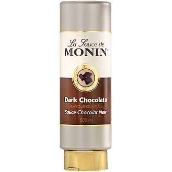 Monin Dark Chocolate Flavoured Sauce