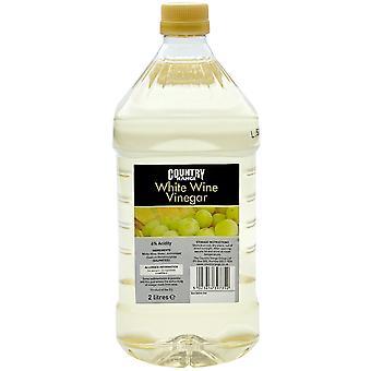 Gamma di paese aceto di vino bianco