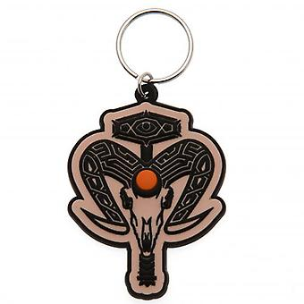 Call Of Duty Black Ops 4 Keyring Ruin