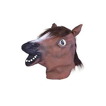 Horse Overhead Mask.