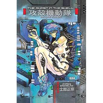 Ghost i Shell 1 Deluxe Edition - 1 ved Shirow politiske - 97816