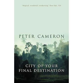 مدينة وجهتك النهائية بيتر كاميرون-9781857029734 ب