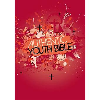 The ERV Authentic Youth Bible Red by Bible League International - 978