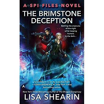 Brimstone bedrägeri, den: ett SPI filer roman