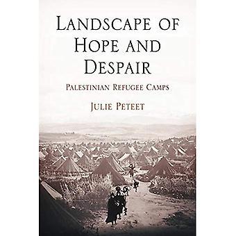 Paisagem de esperança e desespero: campos de refugiados palestinos (etnografia da violência política série)