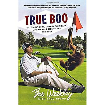 Waar Boo: Gator Catchin', orang-oetan Boxin'en mijn wilde rit naar de PGA Tour