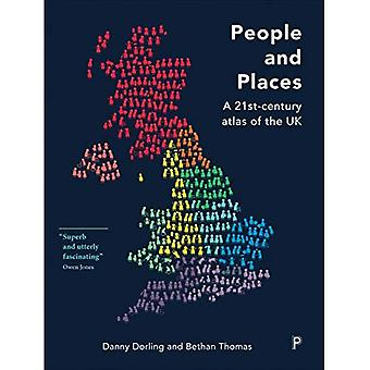 People and Places: A 21st-century atlas of the UK