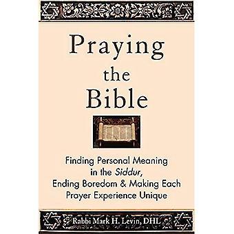 Prier la Bible: recherche personnelle ce qui signifie dans le siddour, mettre fin à l'ennui & rendant chaque expérience de prière Unique