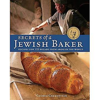 Geheimen van een Joodse Bakker: 125 broden van over de hele wereld