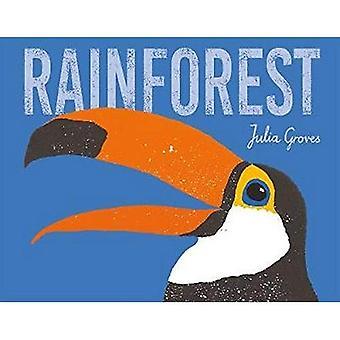Regenwoud (kinderspel Library)