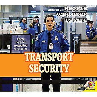 Transportation Security Administration (mensen die ons veilig)