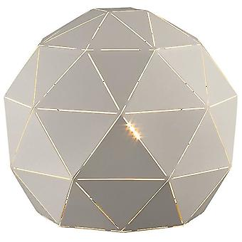 Lente verlichting - Derby witte tafel Lamp QMBJ025XI1UBCM