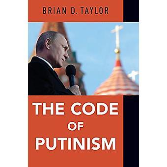 Den Code des Putinismus durch den Code des Putinismus - 9780190867324 Buch