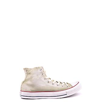 Converse Ezbc119015 Women's Green Fabric Hi Top Sneakers