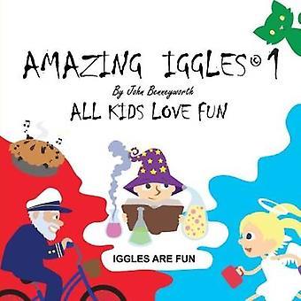 Amazing Iggles-livre 1-cinq livres en un par John Benneyworth-97817