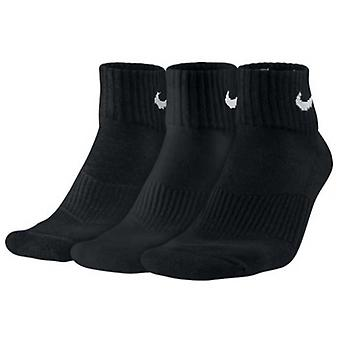 NIKE Everyday Cushioned Ankle Socken 3 Paar SX7667