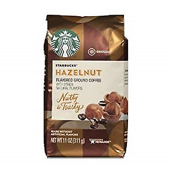 Starbucks Hazelnut Ground Coffee