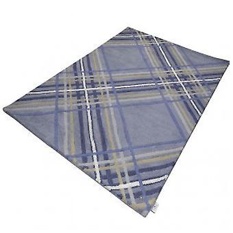 Teppiche - Tom Tailor - große Check blau