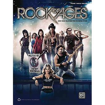 Rock of Ages -- Movie Selections - Piano/Vocal/Guitar by Alfred Publis