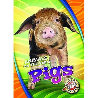 Pigs by Christina Leighton - 9781626177253 Book