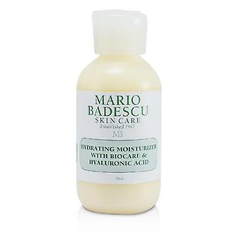 Mario Badescu hydraterende Moisturizer met Biocare & hyaluronzuur - voor droge / gevoelige huidtypes - 59ml / 2oz