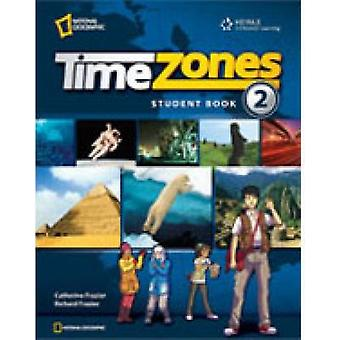 Time Zones - 2A - Student's Book Combo Split (Student Manual/Study Guid