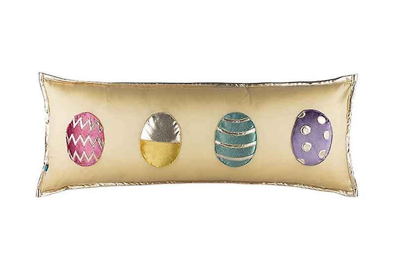 Eggstra Special Throw Pillow Cover